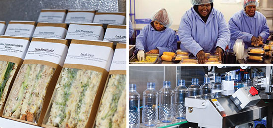 Manufacturing Case Study: Food & Beverage