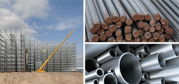 MANUFACTURING CASE STUDY: Steel Construction